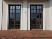 Окна из Сосны Астана