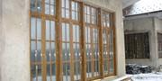 Окна из сосны с Европы Кокшетау