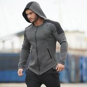 Утепленная куртка для фитнеса от Doctor Muscle серый
