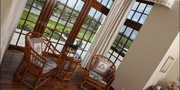 Европейские деревянные окна из лиственницы Караганда