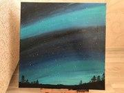 Картина Сонное небо