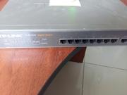 Switch TP-LINK TL-SL1210  8-портовый