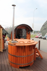 Японская- баня фурако в Казахстане