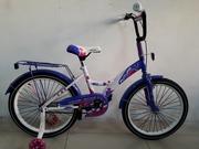 Детский транспорт - велосипед Future для девочек/Отличный подарок