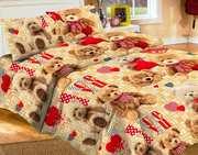 Детское постельное белье оптом.