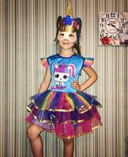 Карнавальный костюм Кукла Лол