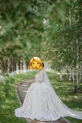 Королевское свадебное платье Астана б/у продам в идеальном состоянии