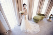 свадебное платье,  б/у в идеальном состоянии,  Астана продам