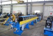 Оборудование для производства армирующих профилей для ПВХ-систем