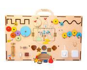 Бизиборд/бизидоска/Развивающая игрушка/Ручная работа/Отличный подарок