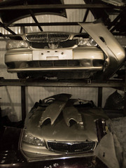 Халф кат - Half cut Nissan Maxima 2000