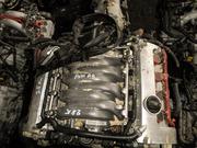 Двигатель на  Audi A8