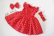 Платья Little_Ladies.kz для девочек  (индивидуальный пошив)