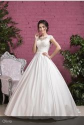 Продаётся итальянское свадебное платье