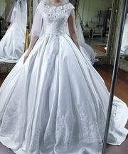 Свадебное платье из Турции