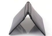 Тонкое кожаное портмоне с RFID protected/Натуральная кожа/Подарок