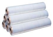 Стрейч пленка ручная 17 мкр/Ширина 500 мм/Намотка 250 м./Для переезда