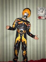 Карнавальный костюм Бамблби из к/ф Трансформеры