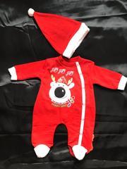 Карнавальный костюм Санта для малышей