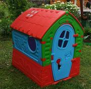 Игровой пластиковый домик Лилипут/Бренд Palplay/Отличное качество