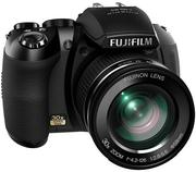 фотоаппарат Fujifilm HS10 - псевдозеркалка с 30x зумом и Full HD